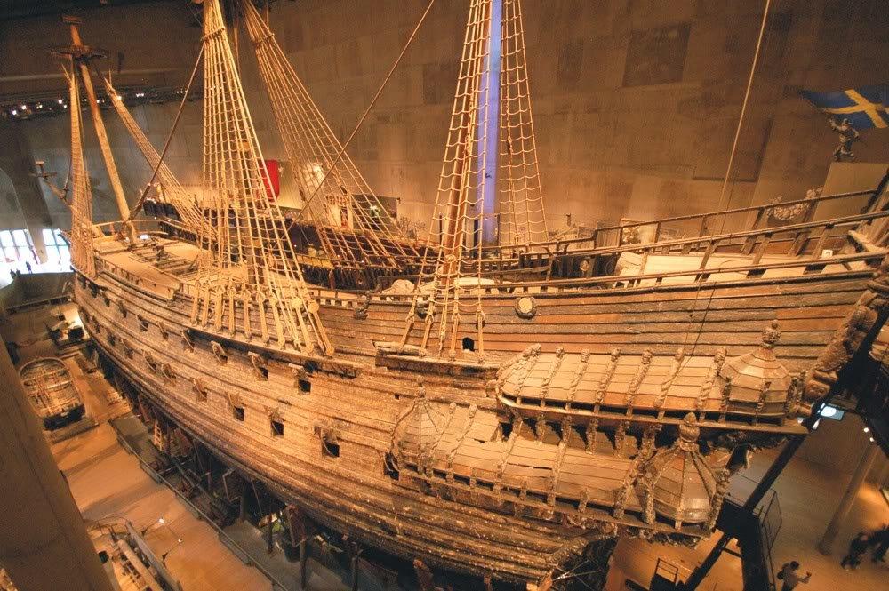 Музей-корабль Васа