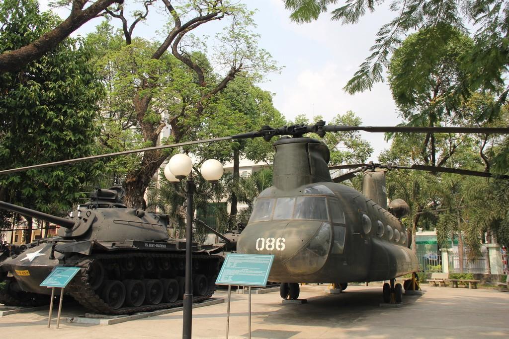 Музеи Хошимина и 5-ой армии