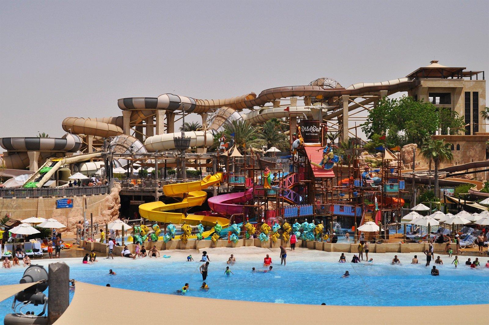Аквапарк Wild Wadi