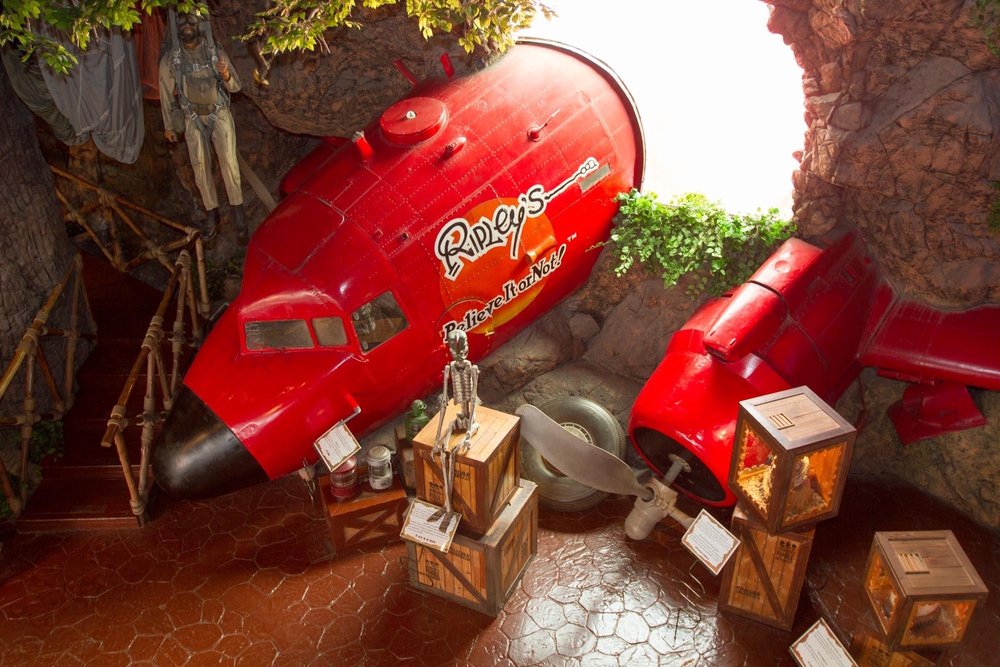 Музей-аттракцион Рипли «хотите верьте, хотите нет»