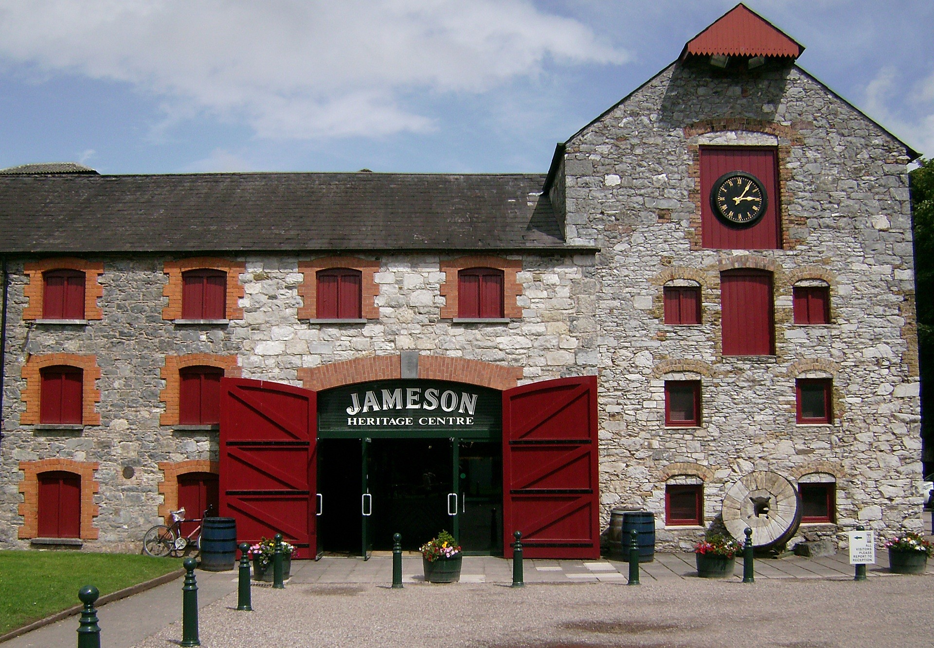 Музей виски «Jameson»