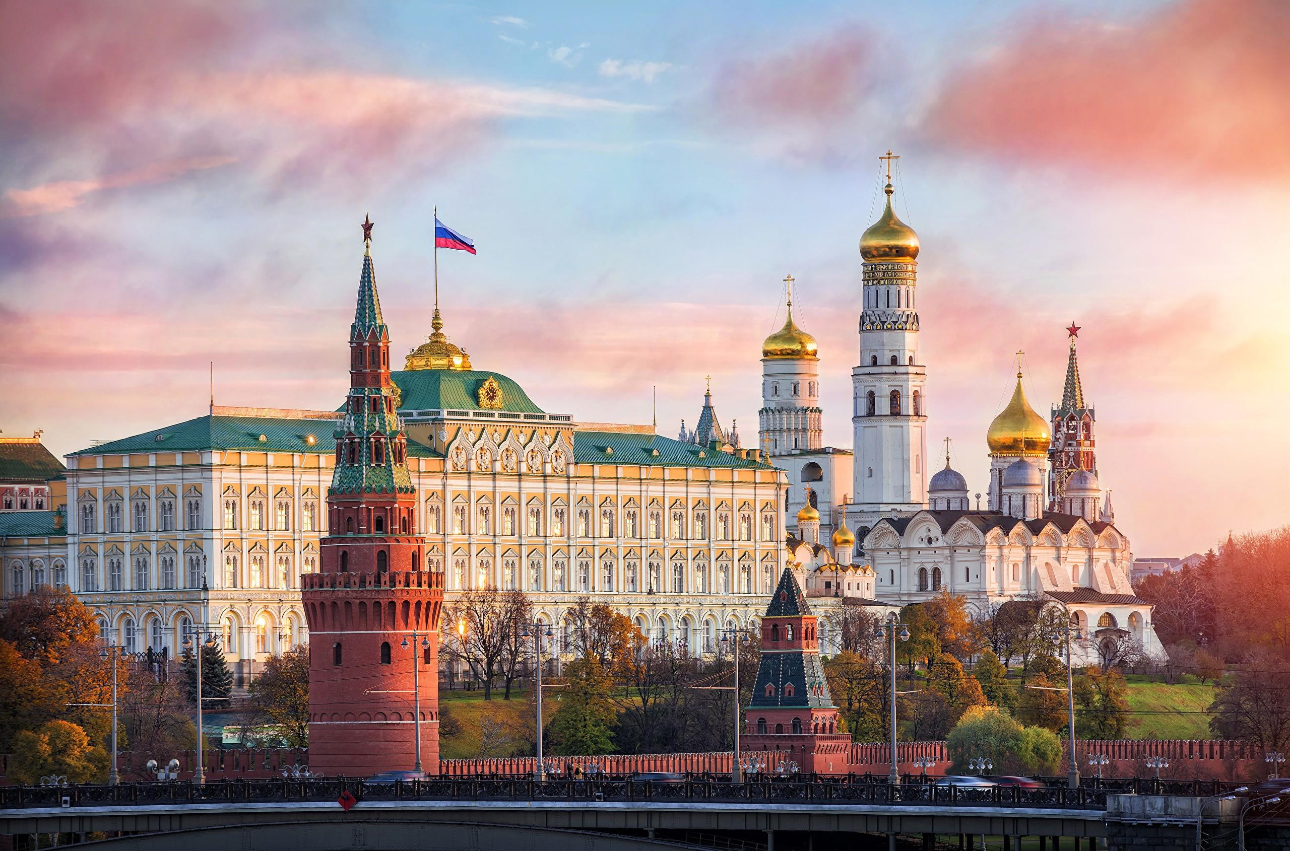 Московский Кремль (Москва, Россия)