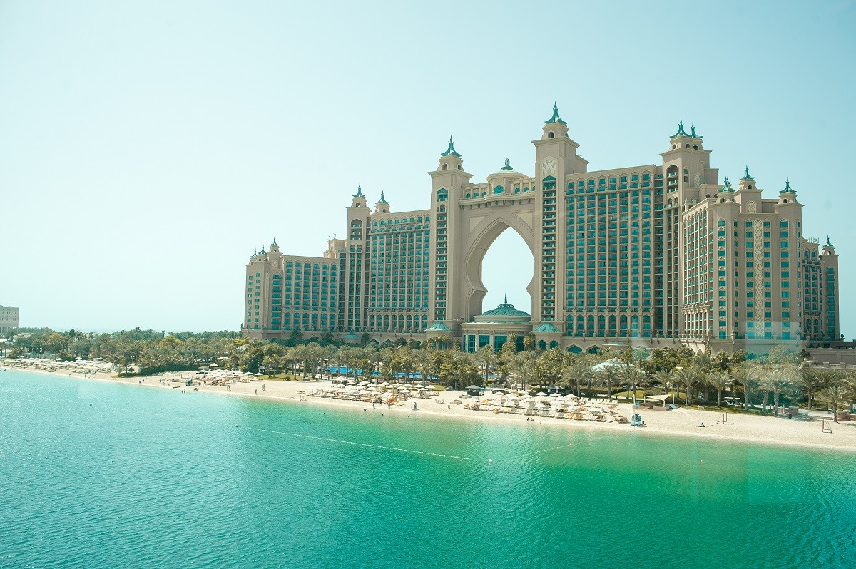 Курортный комплекс «Atlantis The Palm»