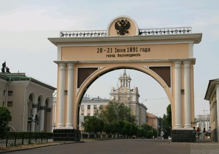 Царские триумфальные ворота