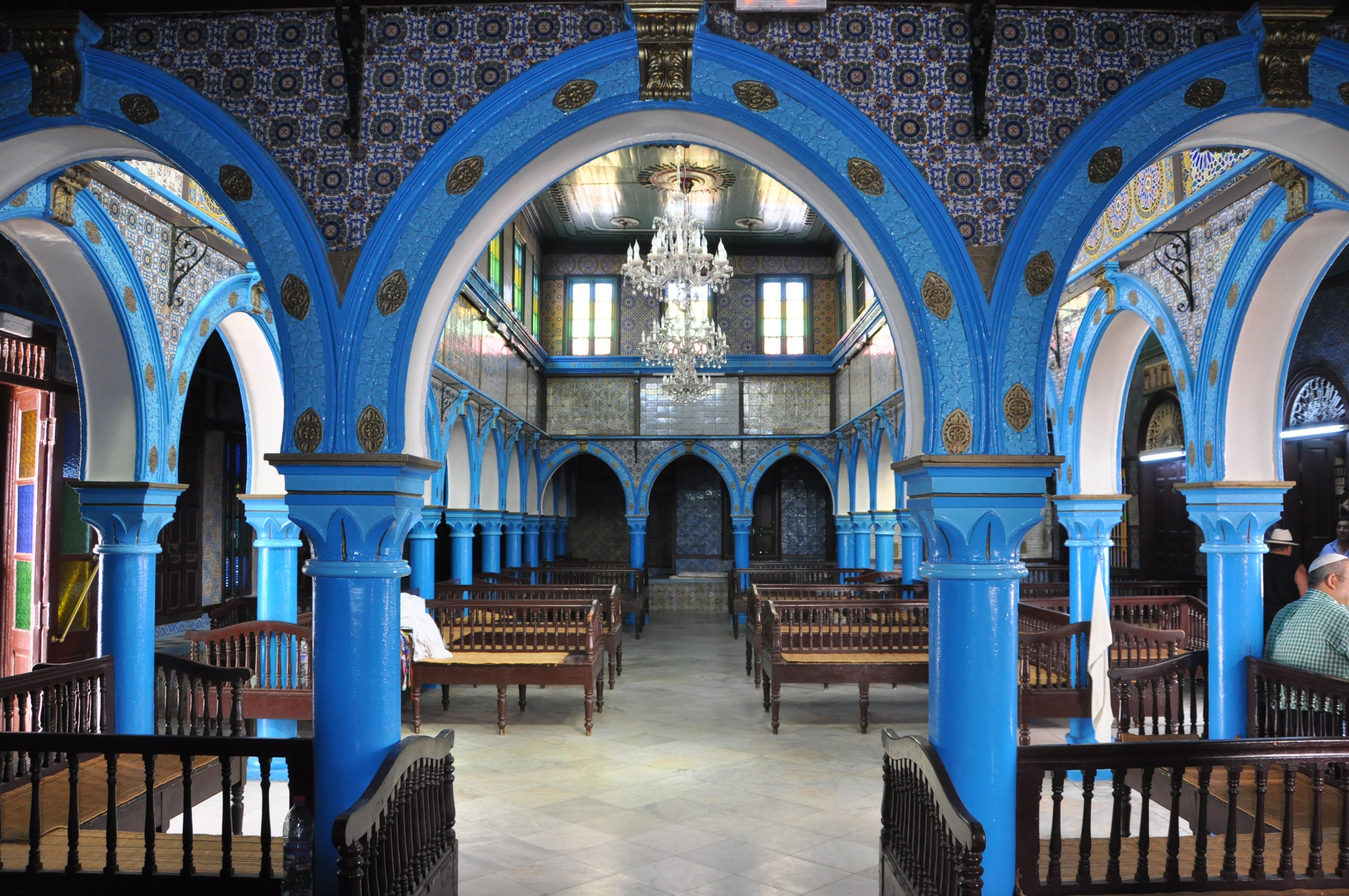 Синагога Эль Гриба