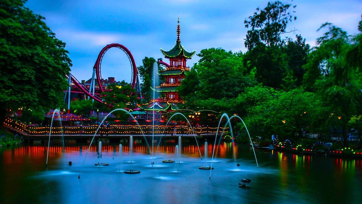 Парк Тиволи