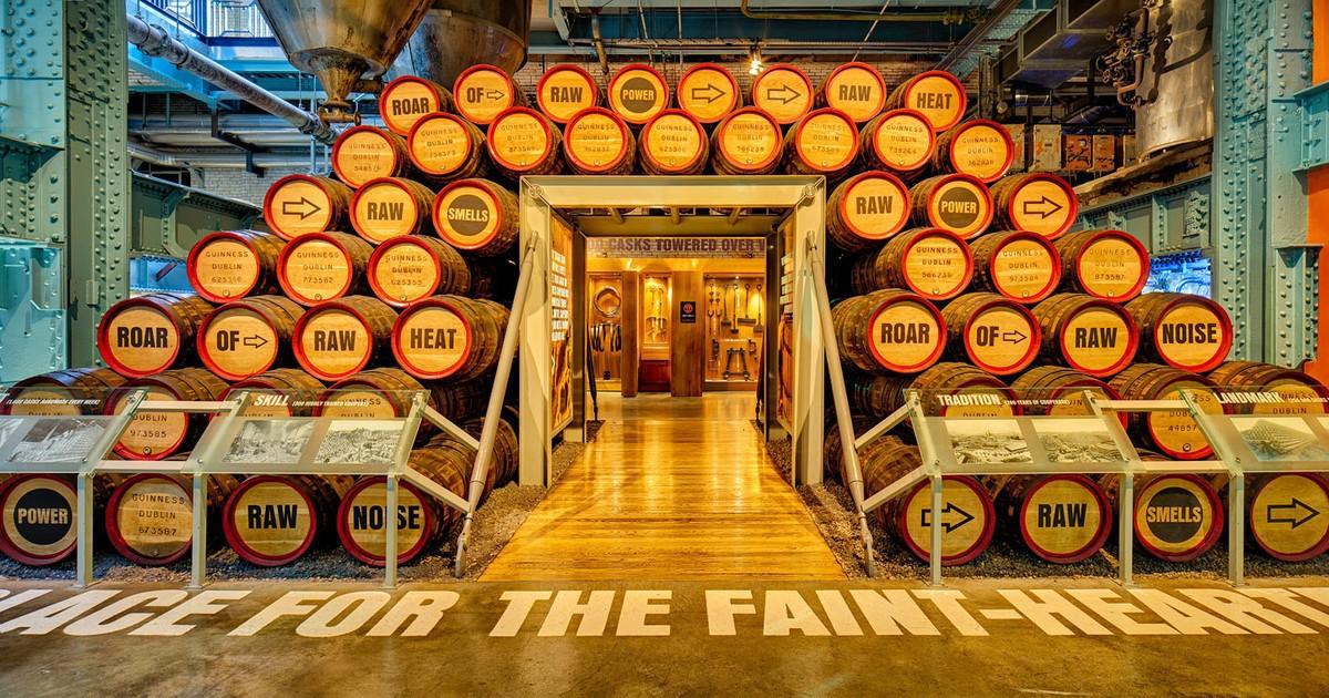 Музей пива «Guinness»