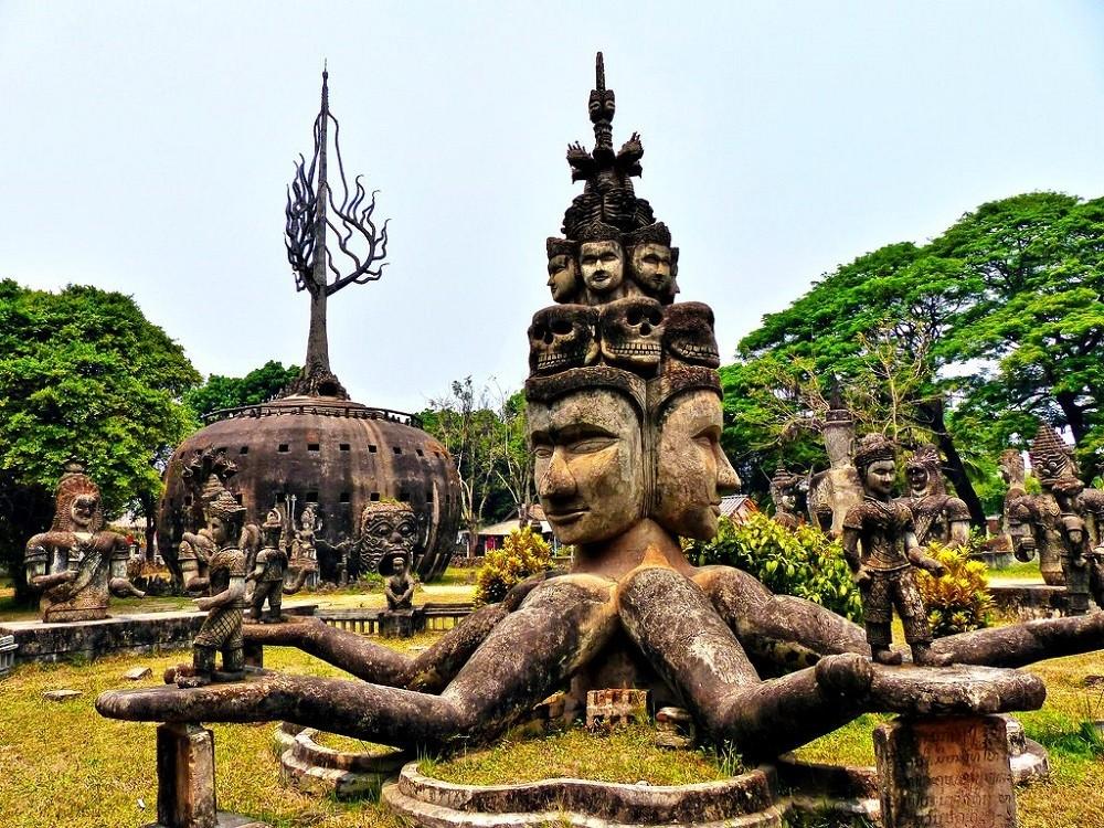 Будда-парк (Ват Сиенгкхуан)