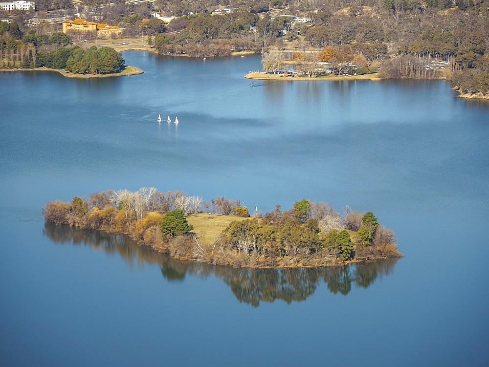 Озеро Берли Гриффин