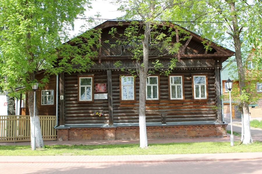Музей кинорежиссёра Андрея Тарковского, г. Юрьевец.
