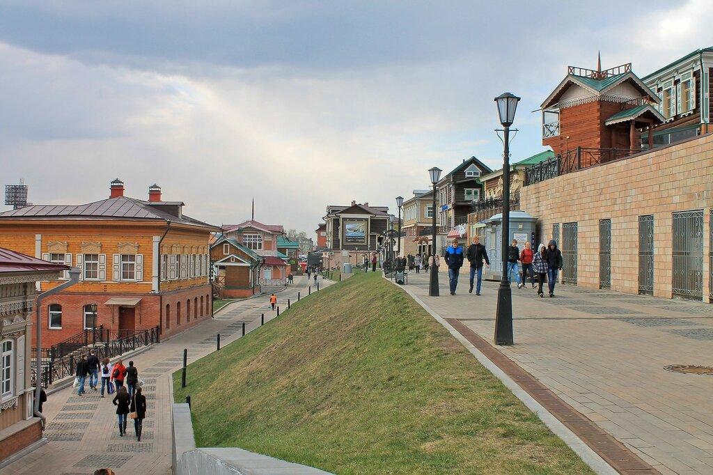 130 квартал Иркутска