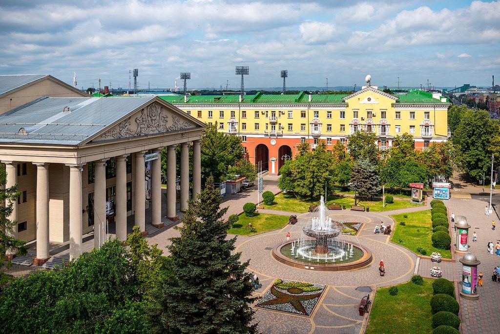 Достопримечательности Кемерово