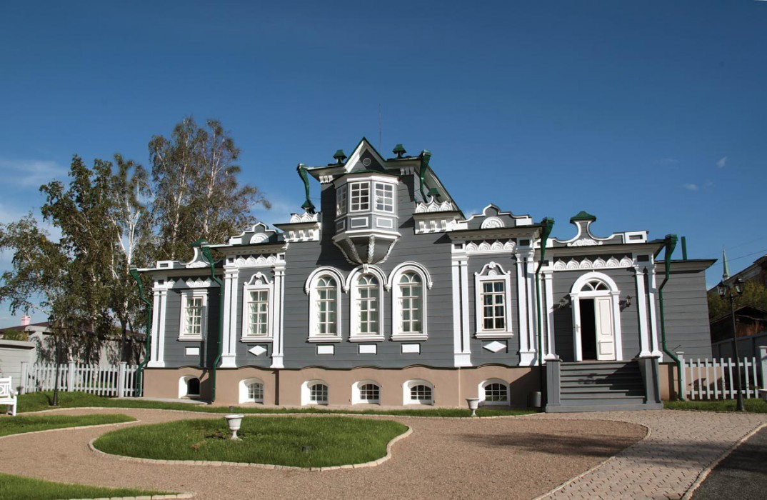 Дом – Музей Трубецких