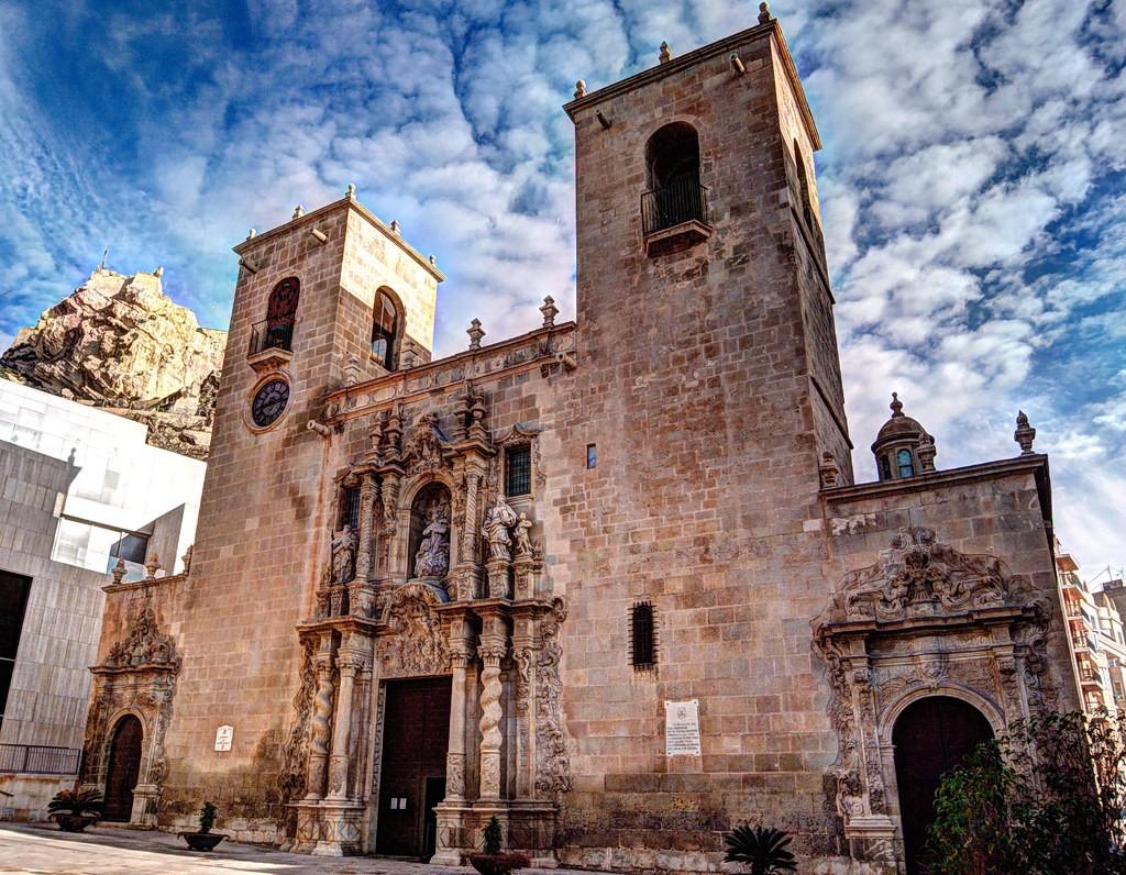 Храм Санта Мария