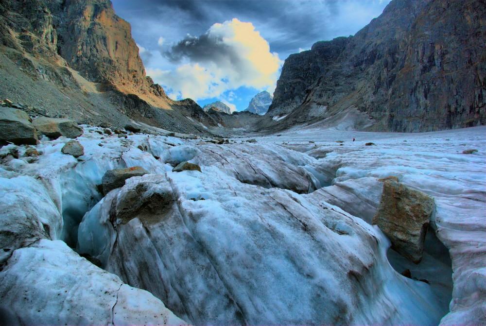 Ледники Кодара