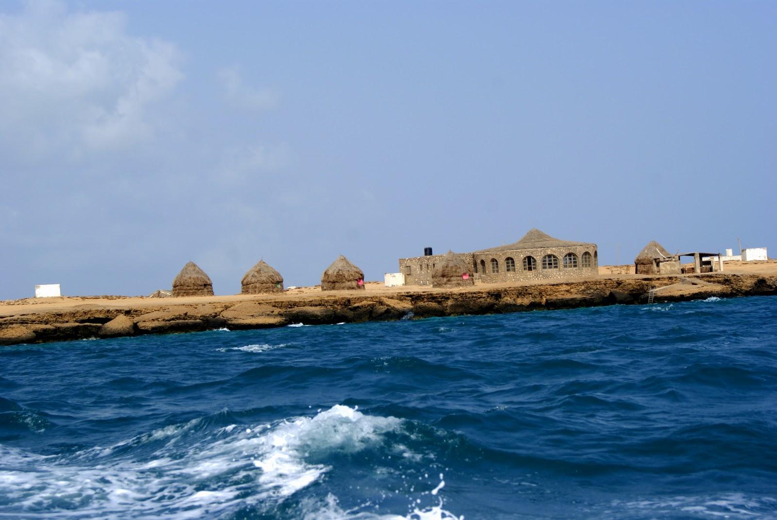 Остров Камаран