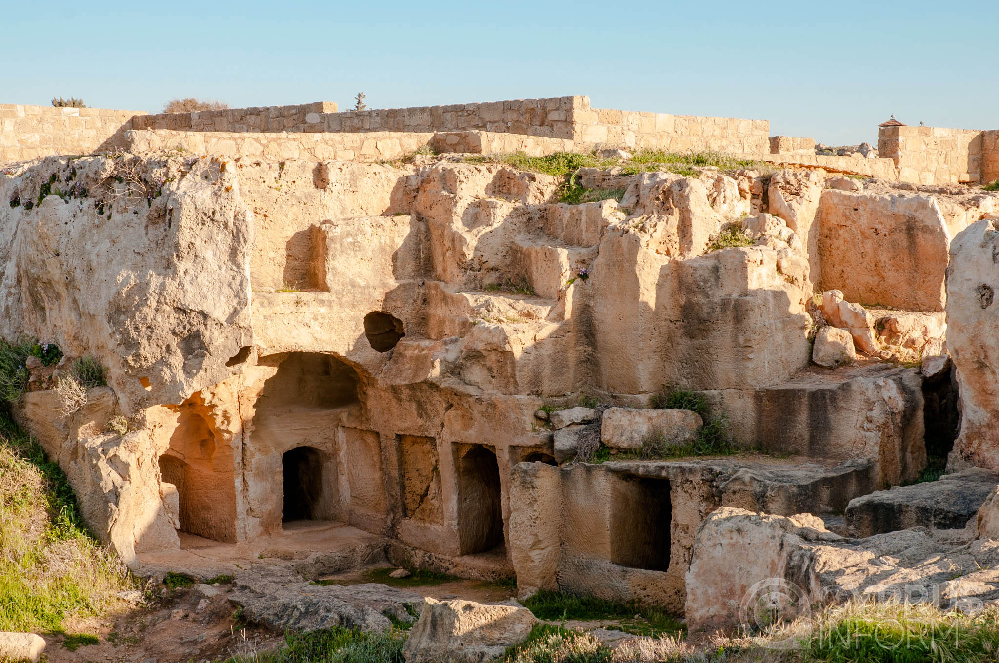 Гробницы царей в Пафосе