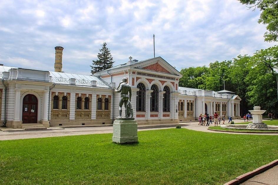 «Ванное здание Николая II»