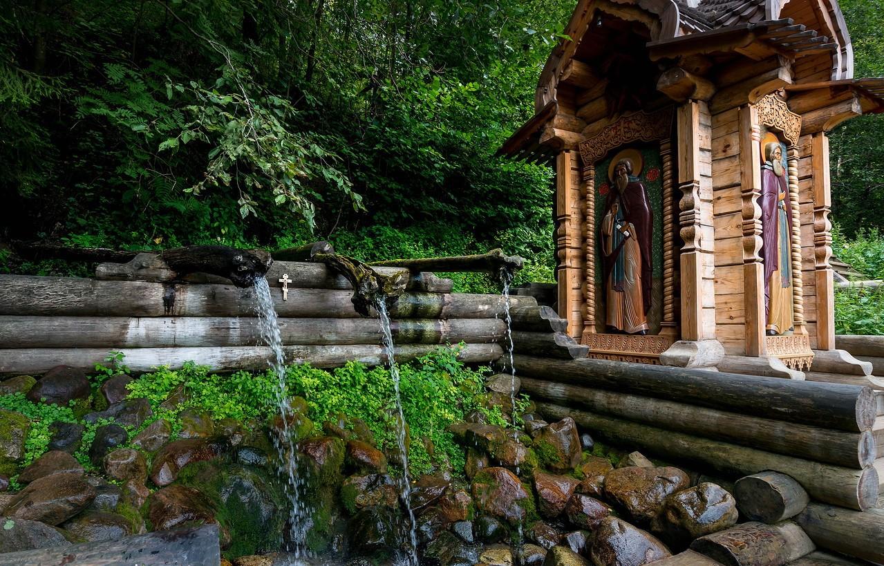 Гремячий водопад