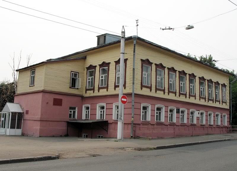 Кировский музей авиации и космонавтики