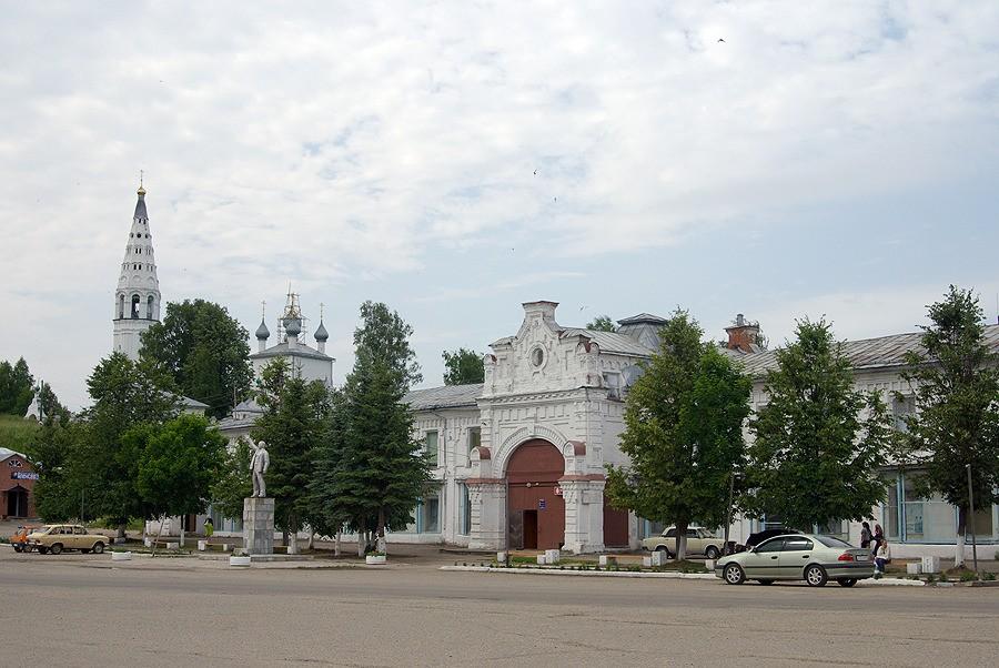 Город Судиславль
