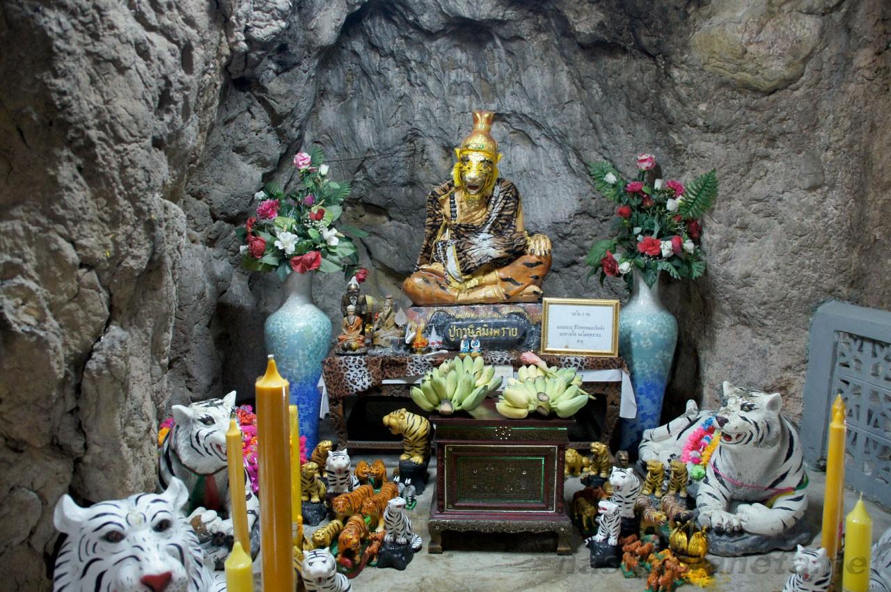 Храм тигриной пещеры