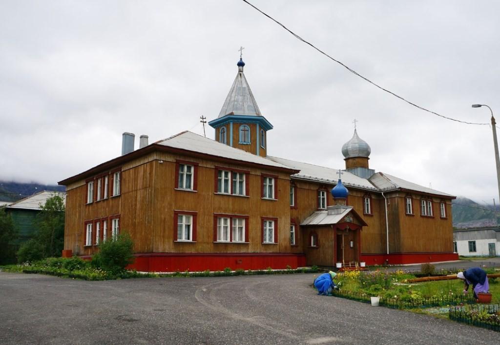 Первый монастырь