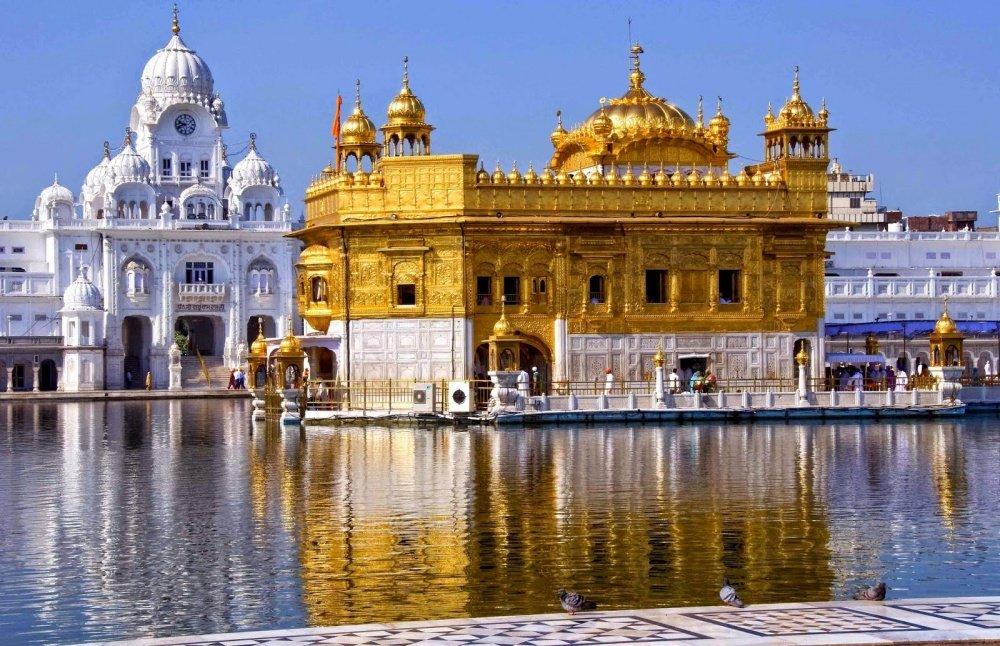 Золотой Храм Хармандир Сахиб
