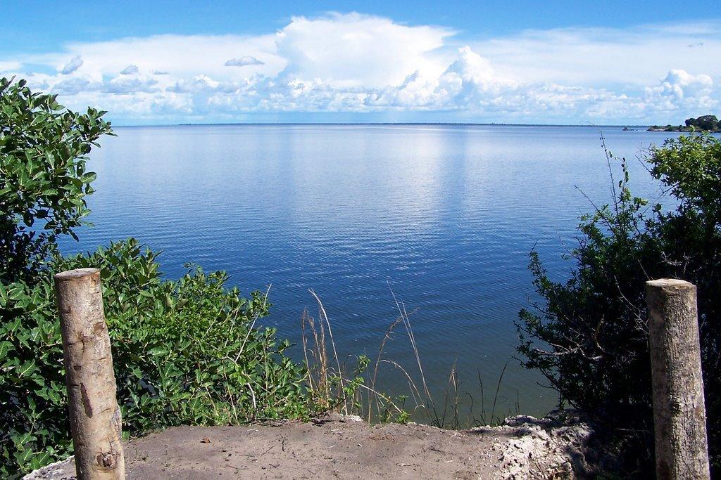 Озеро Бангвеулу