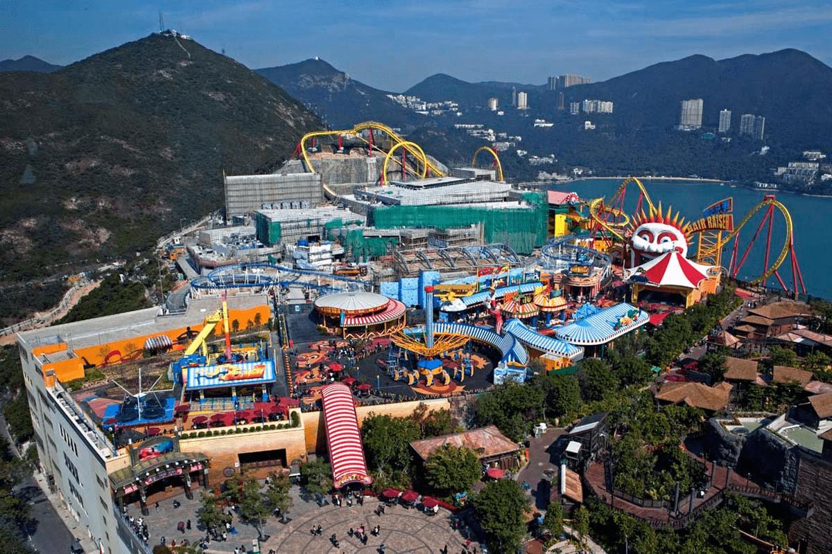 Океанический парк