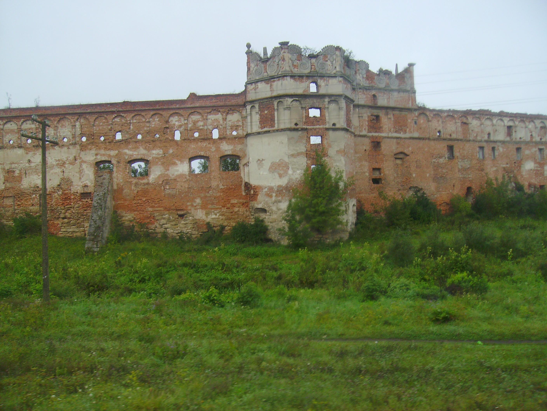 Старосельский дворец