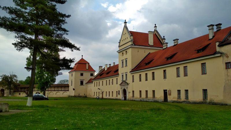 Жолковский дворец