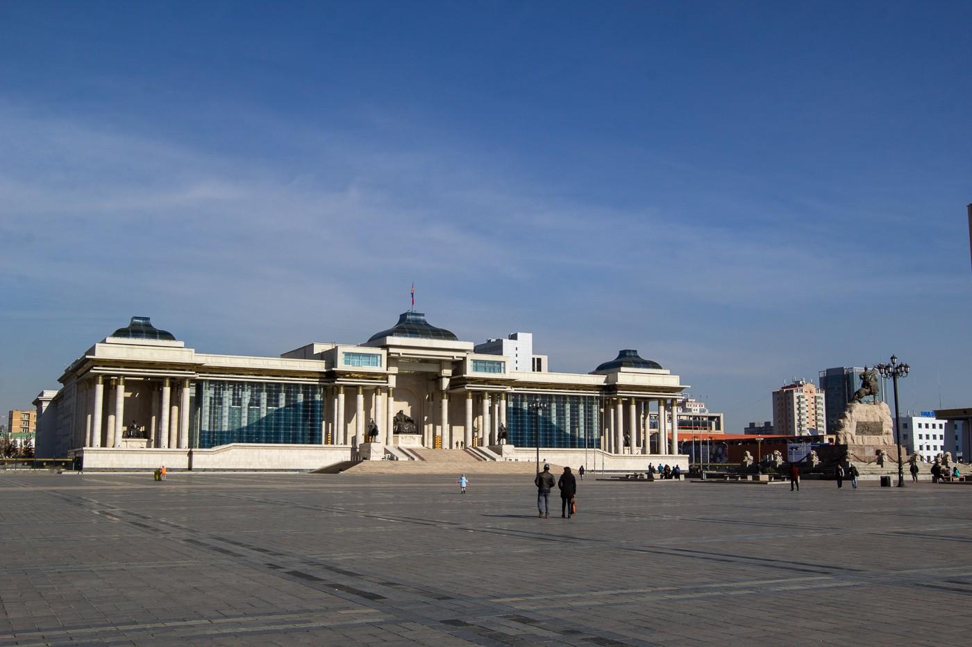 Площадь Батора
