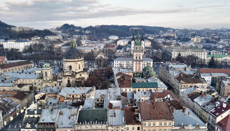 Достопримечательности Львовской области