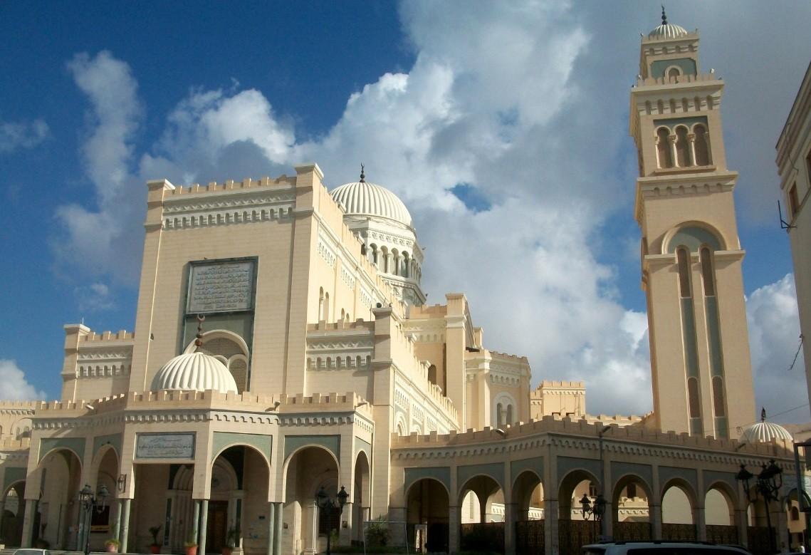 Мечеть Аль-Джами
