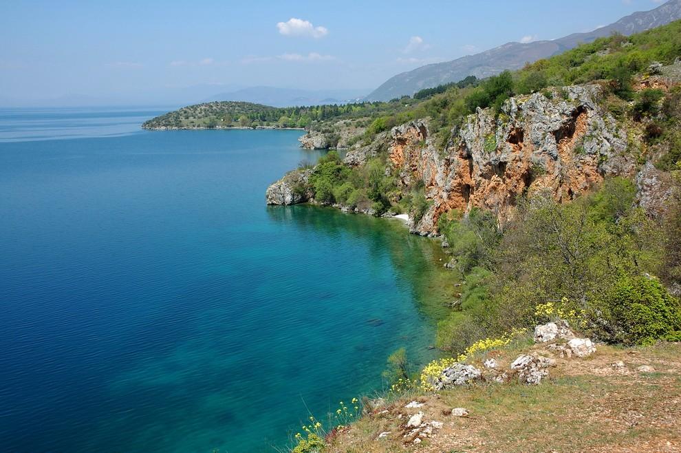Озеро Охридское