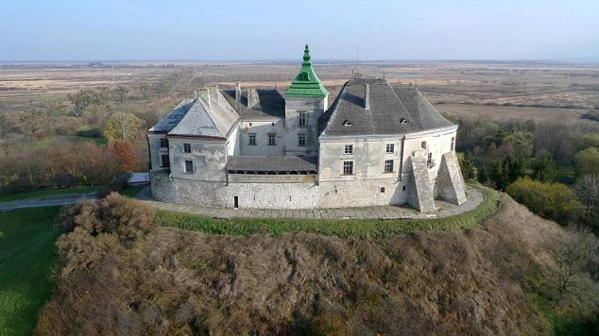 Олесский дворец