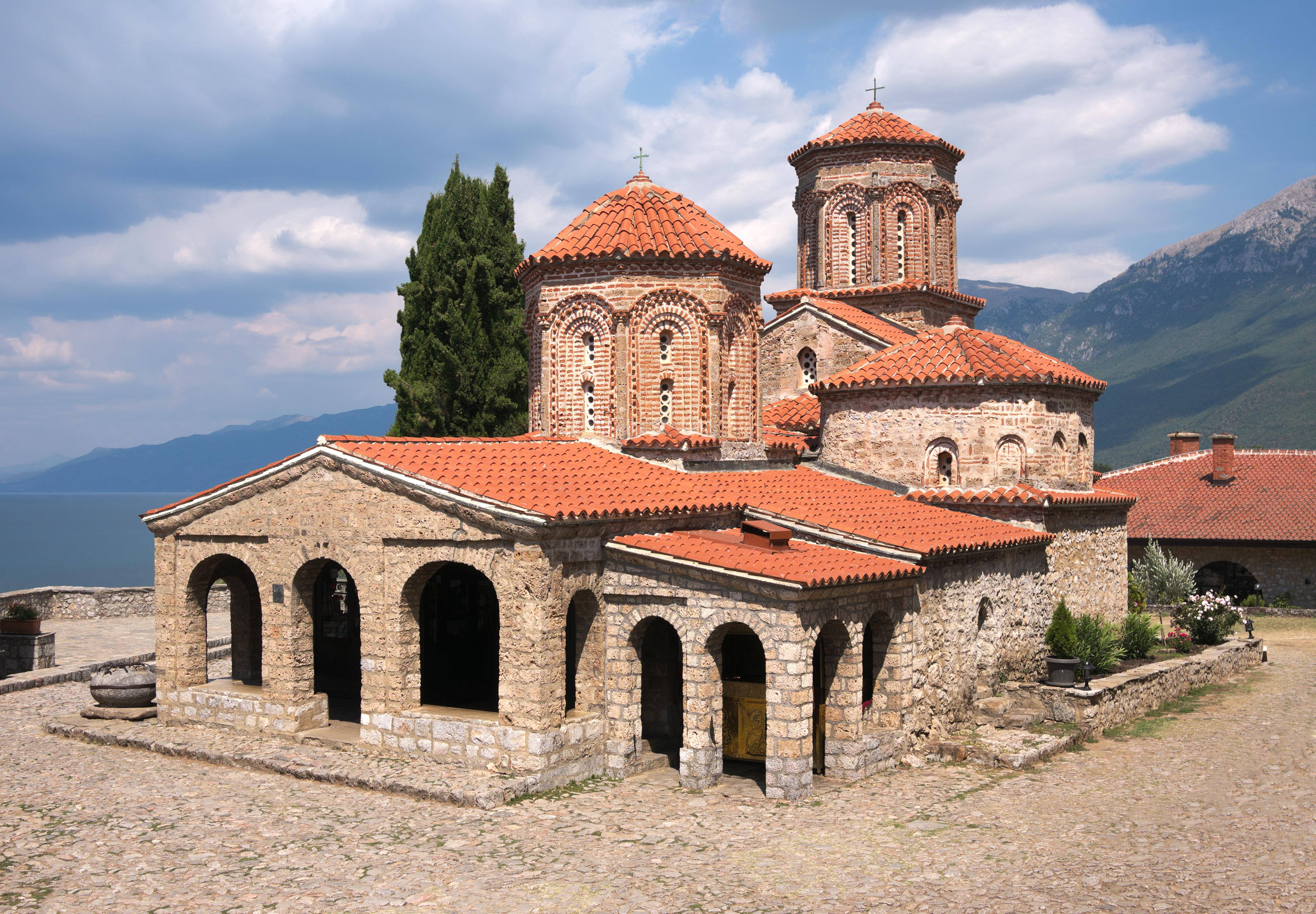 Церковь Святого Наума