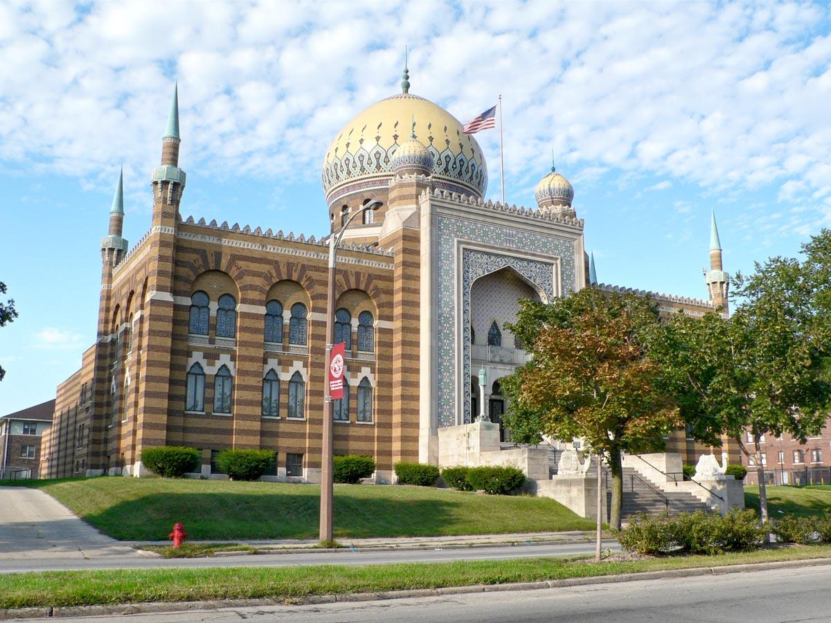 Мечеть Ин-Нака