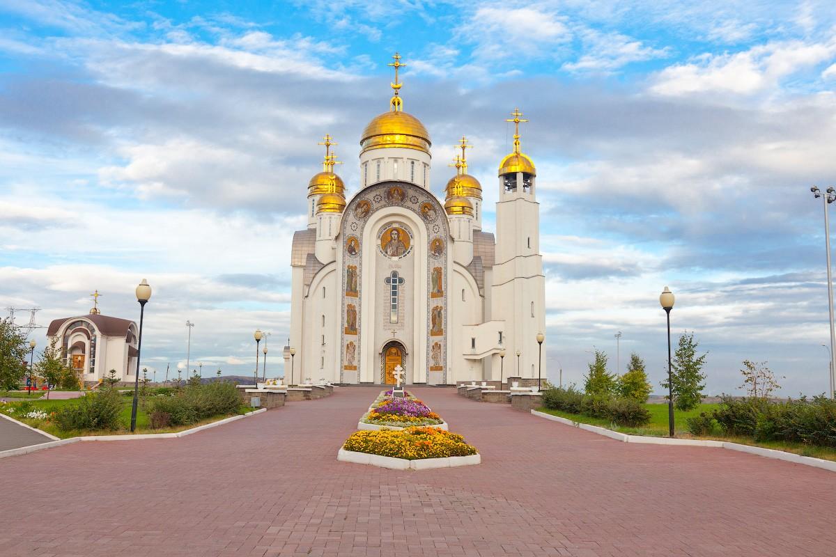Собор Свято-Вознесенский