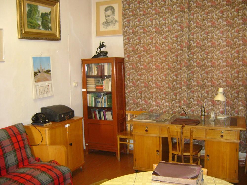 Квартира-музей Ручьева