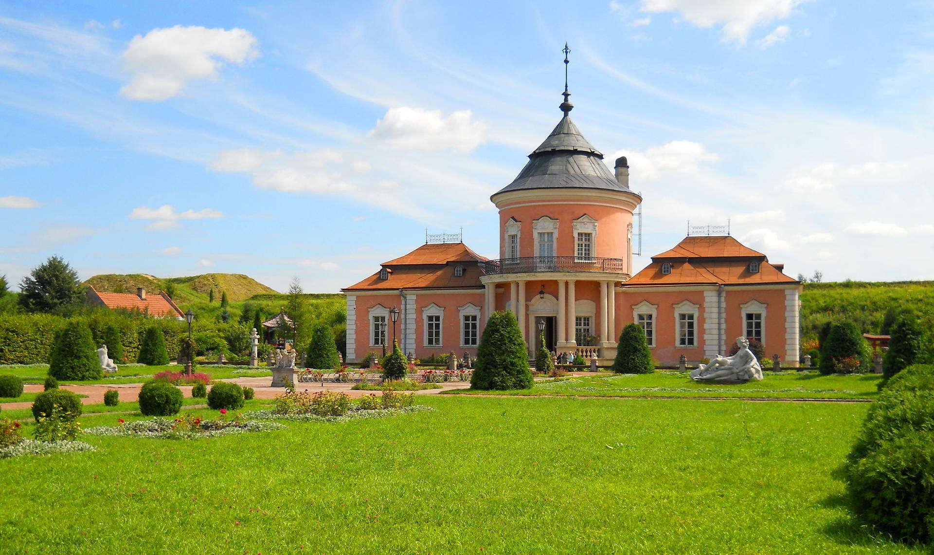 Золочевский дворец