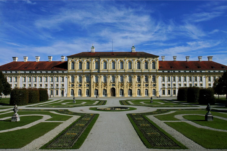 Замок Шлайсхайм