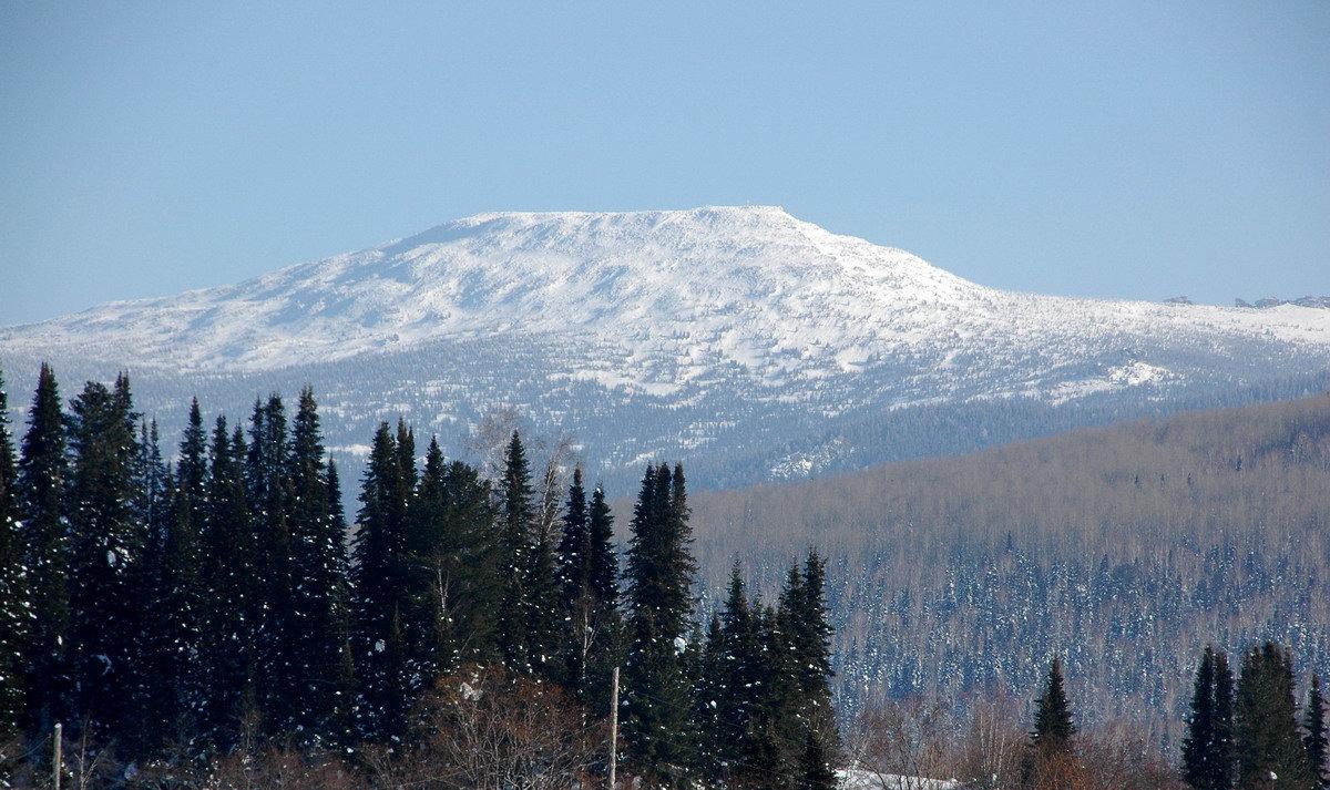 Гора Мустаг