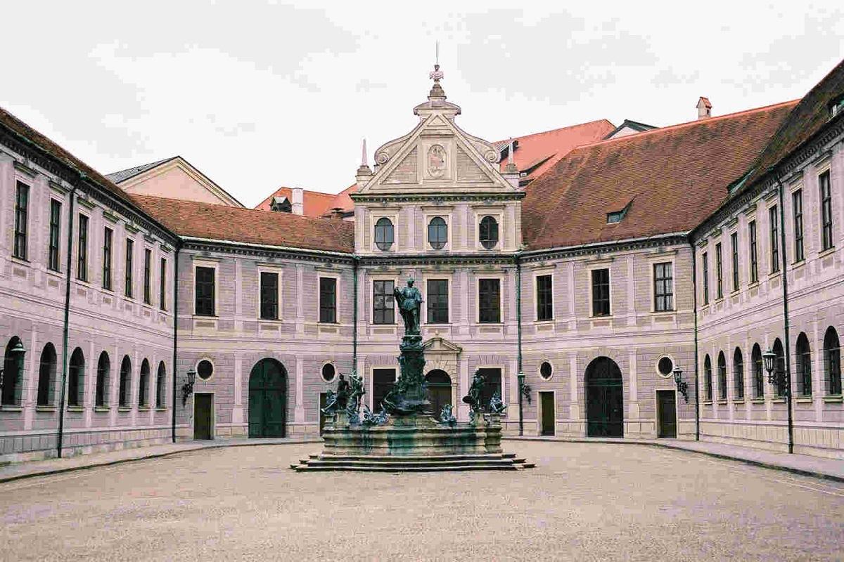 Резиденция в Мюнхене