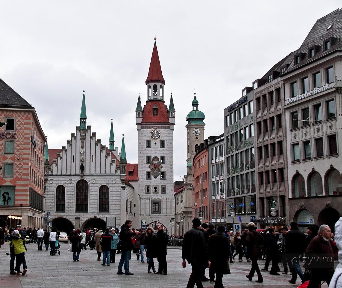Городская ратуша – старая
