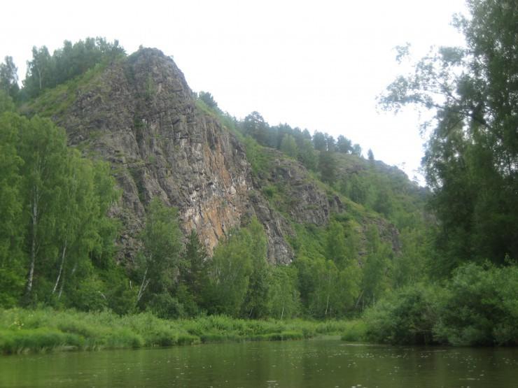 Горы Соколиные