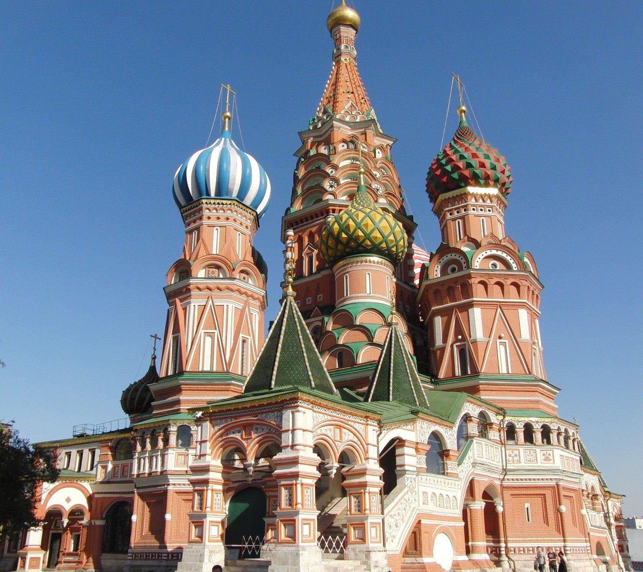 Монастырь Василия Блаженного