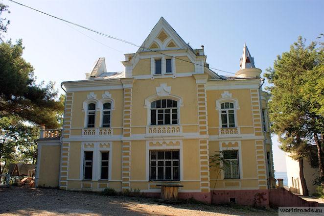 Дом генерала Соколова