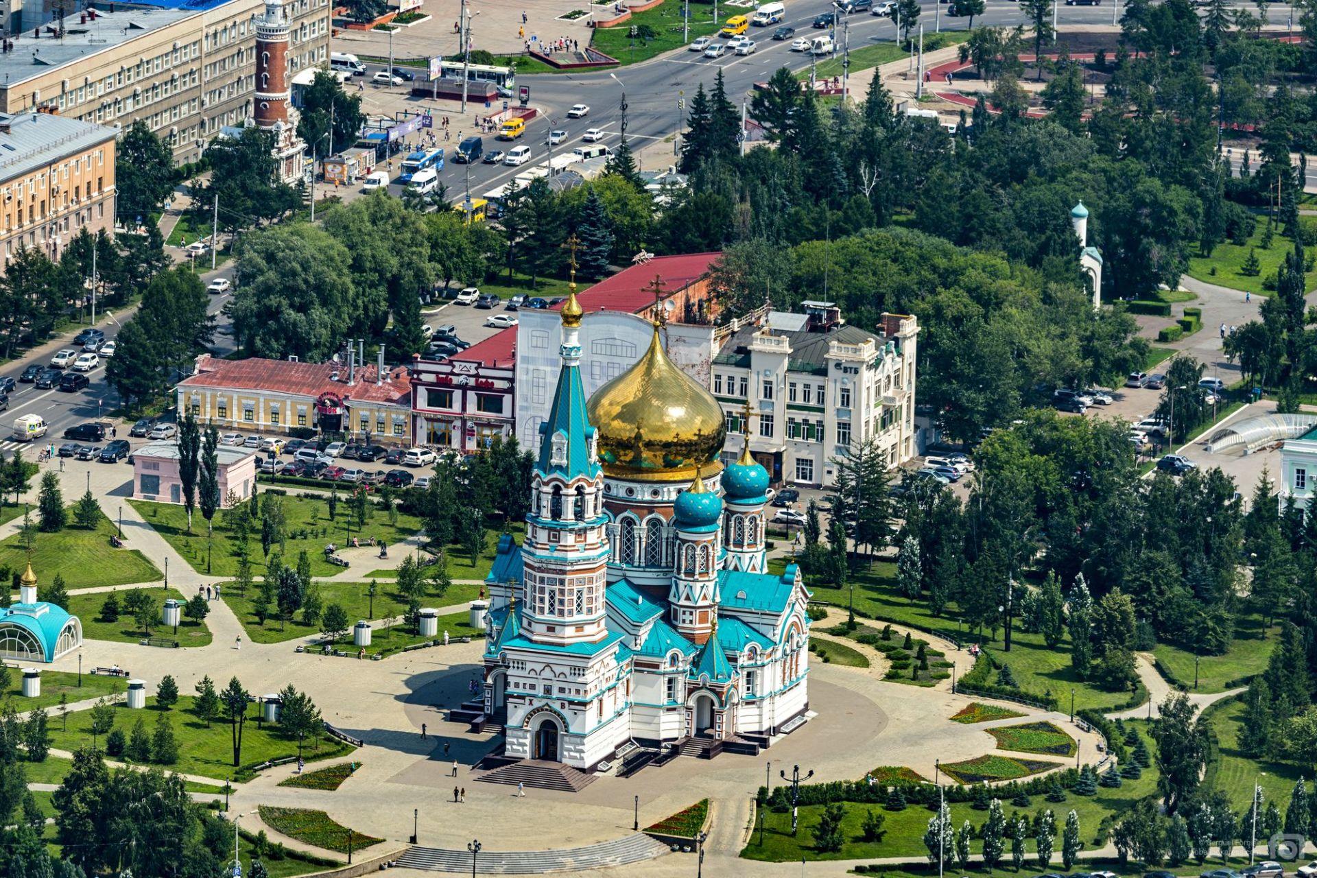 Достопримечательности Омской области